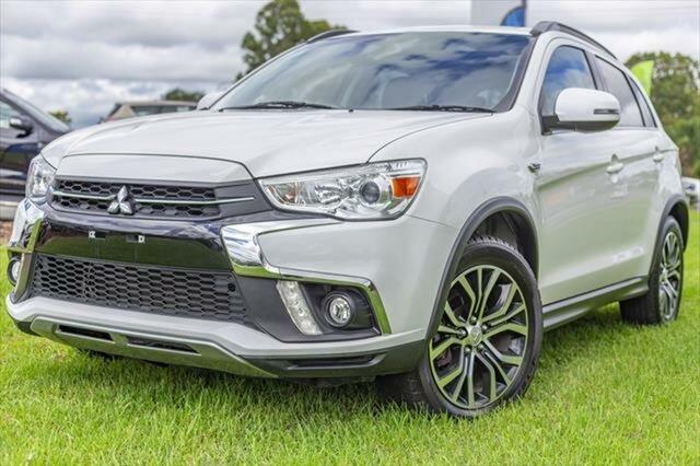 Used Mitsubishi ASX XC MY18 LS 2WD, 2017 Mitsubishi ASX XC MY18 LS 2WD White 6 Speed Constant Variable Wagon