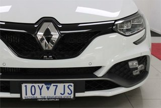 2018 Renault Megane BFB R.S. 280 White 6 Speed Sports Automatic Dual Clutch Hatchback