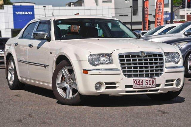 Used Chrysler 300C MY2008 HEMI, 2008 Chrysler 300C MY2008 HEMI White 5 Speed Sports Automatic Sedan