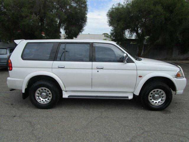 Used Mitsubishi Challenger PA-MY01 LS (4x4), 2001 Mitsubishi Challenger PA-MY01 LS (4x4) 4 Speed Automatic 4x4 Wagon