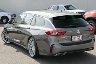 2017 Holden Commodore ZB MY18 RS-V Sportwagon AWD Grey 9 Speed Sports Automatic Wagon