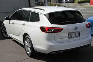 2017 Holden Commodore ZB MY18 LT Sportwagon White 9 Speed Sports Automatic Wagon.
