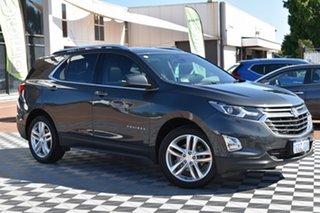 2017 Holden Equinox EQ MY18 LTZ AWD Grey 9 Speed Sports Automatic Wagon.