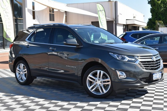 Used Holden Equinox EQ MY18 LTZ AWD, 2017 Holden Equinox EQ MY18 LTZ AWD Grey 9 Speed Sports Automatic Wagon