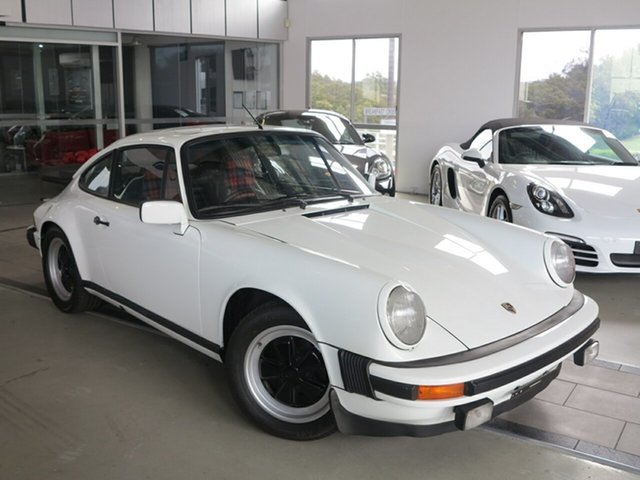 Used Porsche 911  SC, 1978 Porsche 911 SC White 5 Speed Manual Coupe