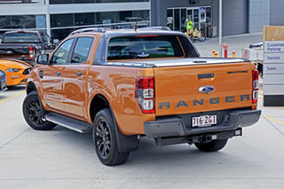 2019 Ford Ranger PX MkIII 2019.75MY Wildtrak Pick-up Double Cab Saber 10 Speed Sports Automatic.