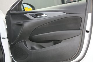 2017 Holden Commodore ZB MY18 LT Sportwagon White 9 Speed Sports Automatic Wagon