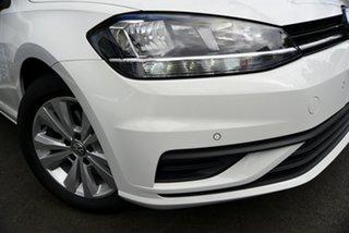 2019 Volkswagen Golf 7.5 MY20 110TSI Trendline White 6 Speed Manual Hatchback.