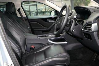2017 Jaguar F-PACE X761 MY17 30d AWD R-Sport Silver 8 Speed Sports Automatic Wagon