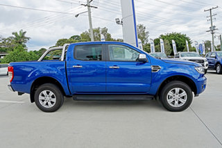 2019 Ford Ranger PX MkIII 2019.75MY XLT Pick-up Double Cab 4x2 Hi-Rider Blue Lightning 10 Speed