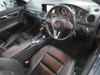 2011 Mercedes-Benz C-Class W204 MY11 C250 CDI BlueEFFICIENCY 7G-Tronic Avantgarde Grey 7 Speed