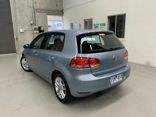 2012 Volkswagen Golf VI MY13 103TDI DSG Comfortline Blue 6 Speed Sports Automatic Dual Clutch