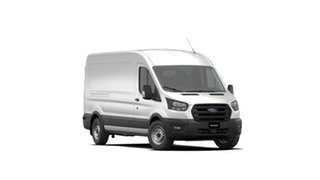 2020 Ford Transit VO 2019.75MY 350L (Mid Roof) Frozen White 6 Speed Manual Van.