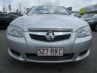 2010 Holden Berlina VE II Silver 6 Speed Sports Automatic Sedan