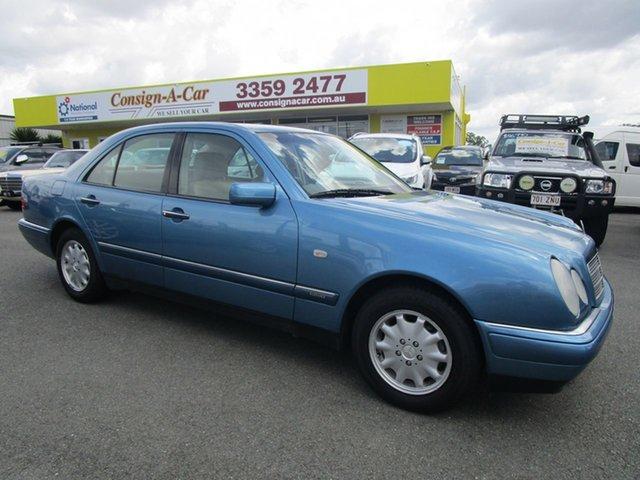Used Mercedes-Benz E-Class W210 E240 Elegance, 1999 Mercedes-Benz E-Class W210 E240 Elegance Blue 5 Speed Automatic Sedan
