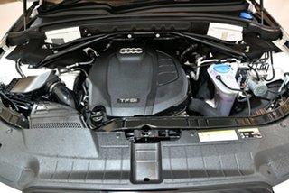 2015 Audi Q5 8R MY16 TFSI Tiptronic Quattro White 8 Speed Sports Automatic Wagon