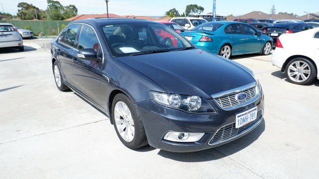 Used Ford Falcon FG G6E, 2010 Ford Falcon FG G6E Grey 6 Speed Sports Automatic Sedan
