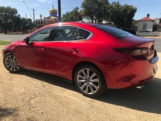 2019 Mazda 3 BP2SLA G25 SKYACTIV-Drive GT Soul Red Crystal 6 Speed Automatic Sedan.