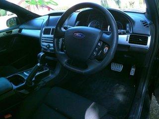 2012 Ford Falcon XR6 FG Black Automatic Sedan