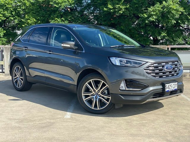Demo Ford Endura CA 2019MY Titanium SelectShift AWD, 2019 Ford Endura CA 2019MY Titanium SelectShift AWD Magnetic 8 Speed Sports Automatic Wagon