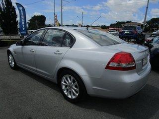 2010 Holden Berlina VE II Silver 6 Speed Sports Automatic Sedan.