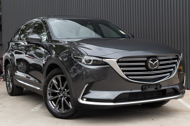 New Mazda CX-9 TC Azami SKYACTIV-Drive i-ACTIV AWD, 2019 Mazda CX-9 TC Azami SKYACTIV-Drive i-ACTIV AWD Machine Grey 6 Speed Sports Automatic Wagon