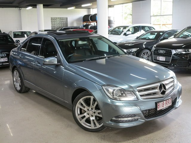 Used Mercedes-Benz C-Class W204 MY11 C250 CDI BlueEFFICIENCY 7G-Tronic Avantgarde, 2011 Mercedes-Benz C-Class W204 MY11 C250 CDI BlueEFFICIENCY 7G-Tronic Avantgarde Grey 7 Speed