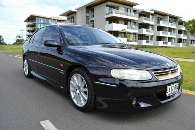Used Holden Special Vehicles Senator VT Signature 195I, 1997 Holden Special Vehicles Senator VT Signature 195I Blue 4 Speed Automatic Sedan