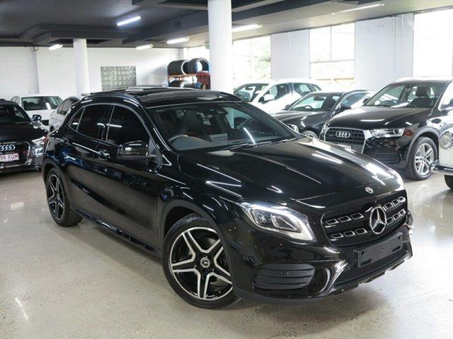 Used Mercedes-Benz GLA-Class X156 809+059MY GLA250 DCT 4MATIC, 2019 Mercedes-Benz GLA-Class X156 809+059MY GLA250 DCT 4MATIC Black 7 Speed