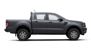 2020 Ford Ranger PX MkIII 2020.25MY XLS Pick-up Double Cab Grey 6 Speed Sports Automatic Utility.