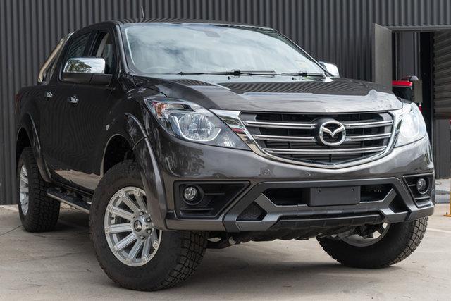 New Mazda BT-50 UR0YG1 XTR, 2019 Mazda BT-50 UR0YG1 XTR Titanium Flash 6 Speed Sports Automatic Utility