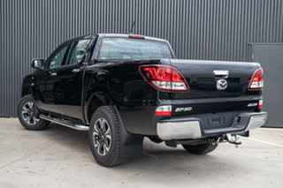 2019 Mazda BT-50 UR0YG1 XTR Jet Black 6 Speed Sports Automatic Utility