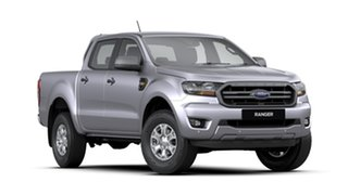 2020 Ford Ranger PX MkIII 2020.25MY XLS Pick-up Double Cab Aluminium 6 Speed Sports Automatic.