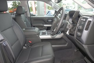 2019 Chevrolet Silverado C/K25 2500HD Pickup Crew Cab LTZ Black 6 Speed Automatic Utility