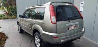 2003 Nissan X-Trail T30 TI (4x4) Silver 4 Speed Automatic Wagon
