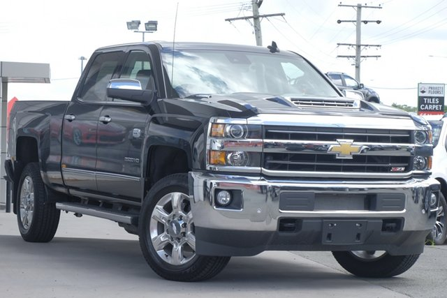 New Chevrolet Silverado C/K25 2500HD Pickup Crew Cab LTZ, 2019 Chevrolet Silverado C/K25 2500HD Pickup Crew Cab LTZ Black 6 Speed Automatic Utility
