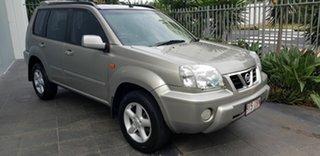 2003 Nissan X-Trail T30 TI (4x4) Silver 4 Speed Automatic Wagon.