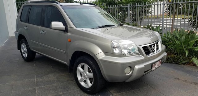 Used Nissan X-Trail T30 TI (4x4), 2003 Nissan X-Trail T30 TI (4x4) Silver 4 Speed Automatic Wagon