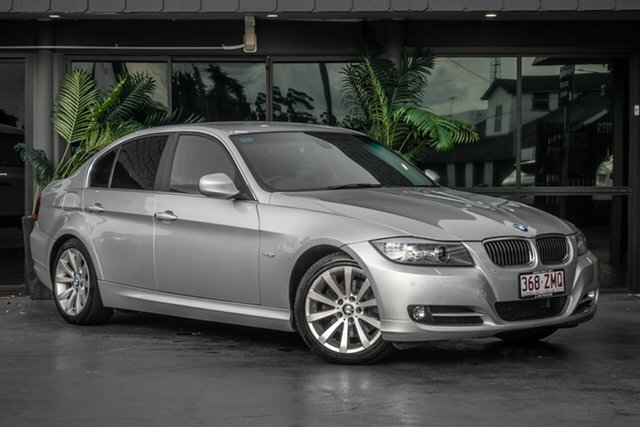 Used BMW 3 Series E90 MY10 323i Steptronic, 2010 BMW 3 Series E90 MY10 323i Steptronic Silver 6 Speed Sports Automatic Sedan