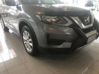 2019 Nissan X-Trail T32 Series II ST 2WD Gun Metallic 6 Speed Manual Wagon.