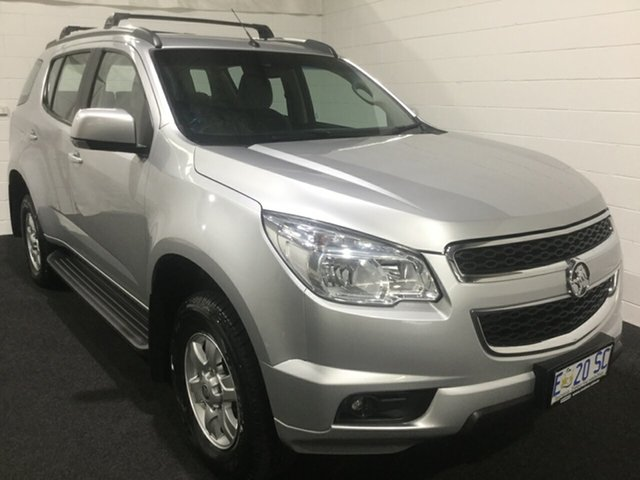 Used Holden Colorado 7 RG MY15 LT, 2015 Holden Colorado 7 RG MY15 LT Nitrate 6 Speed Sports Automatic Wagon