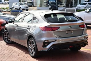 2020 Kia Cerato BD MY20 Sport Steel Grey 6 Speed Sports Automatic Hatchback.