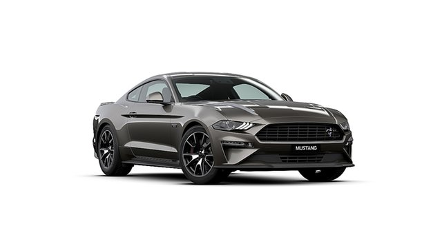 New Ford Mustang FN 2020MY High Performance RWD Ebbw Vale, 2020 Ford Mustang FN 2020MY High Performance RWD Magnetic 10 Speed Sports Automatic Fastback