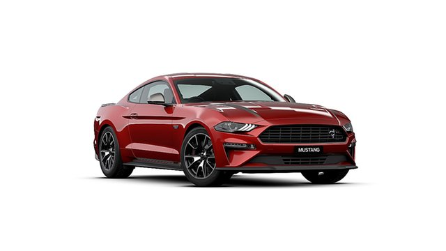 New Ford Mustang FN 2021.50MY High Performance RWD Springwood, 2021 Ford Mustang FN 2021.50MY High Performance RWD Red 10 Speed Sports Automatic Fastback