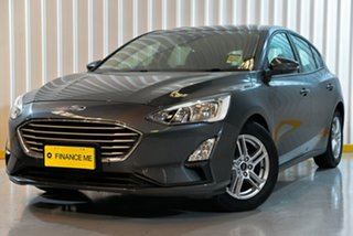 2019 Ford Focus SA 2019.25MY Trend Grey 8 Speed Automatic Hatchback.