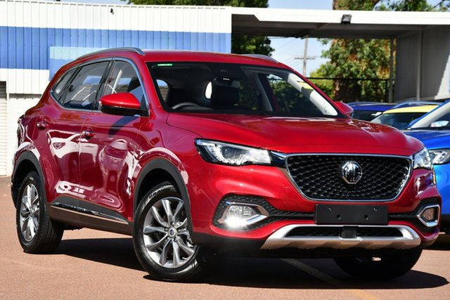 New MG HS SAS23 MY20 Vibe DCT FWD Port Macquarie, 2020 MG HS SAS23 MY20 Vibe DCT FWD Phantom Red 7 Speed Sports Automatic Dual Clutch Wagon
