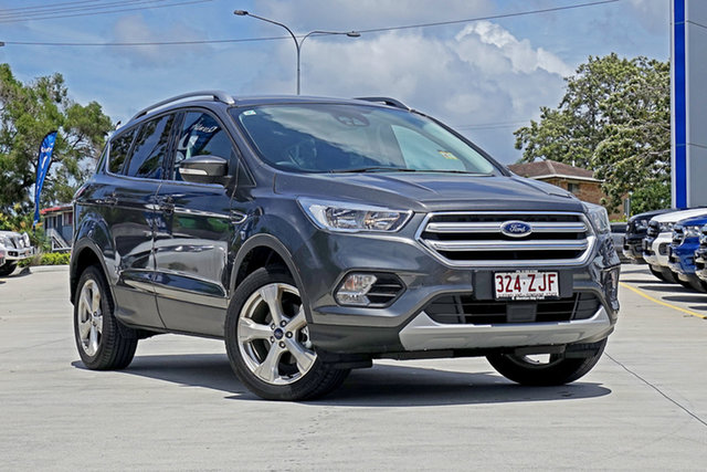 Used Ford Escape ZG 2019.75MY Trend 2WD, 2019 Ford Escape ZG 2019.75MY Trend 2WD Magnetic 6 Speed Sports Automatic Wagon