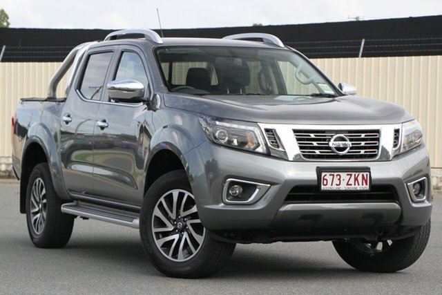 Demo Nissan Navara D23 S4 MY19 ST-X, 2019 Nissan Navara D23 S4 MY19 ST-X Slate Grey 7 Speed Sports Automatic Utility