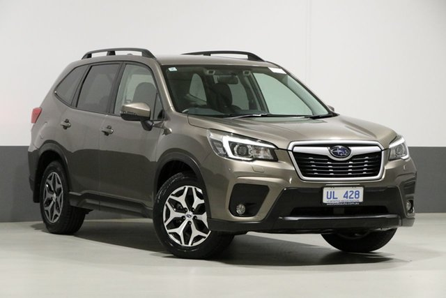 Used Subaru Forester MY19 2.5I (AWD), 2019 Subaru Forester MY19 2.5I (AWD) Bronze Continuous Variable Wagon