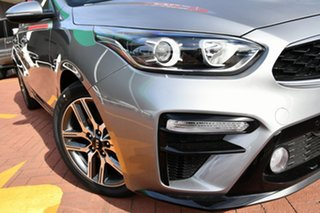 2020 Kia Cerato BD MY20 Sport Steel Grey 6 Speed Manual Hatchback.